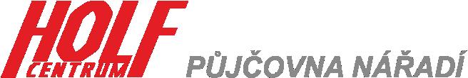 Půjčovna nářadí HOLF CENTRUM s.r.o. Logo